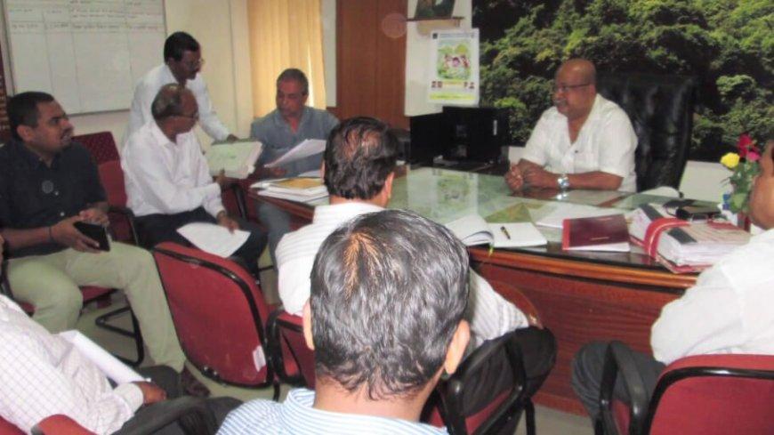 Sunder-Meeting