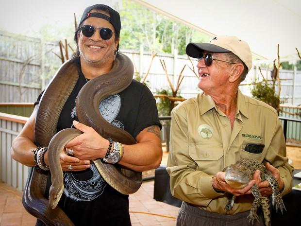 SLASH Bob Irwin Wildlife Conservation Foundation 2012 (1)