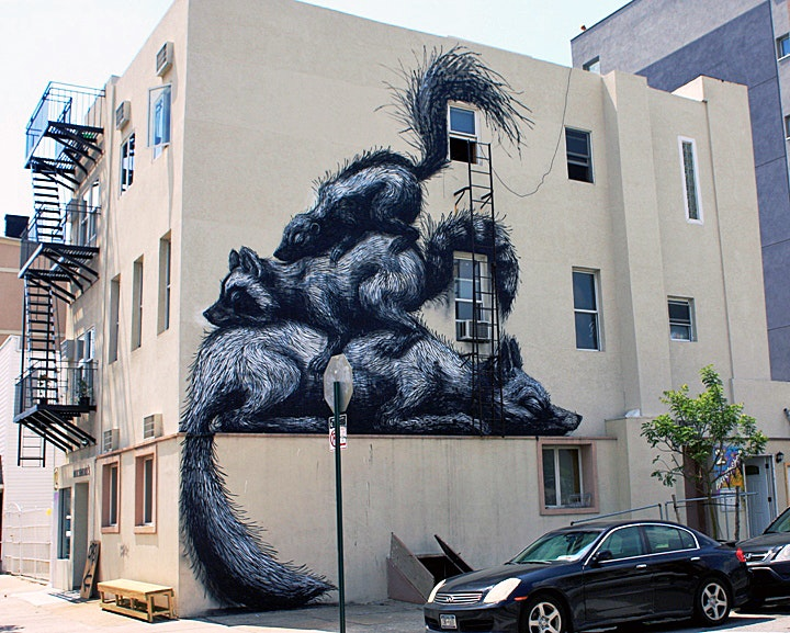 ROA BROOKLYN USA