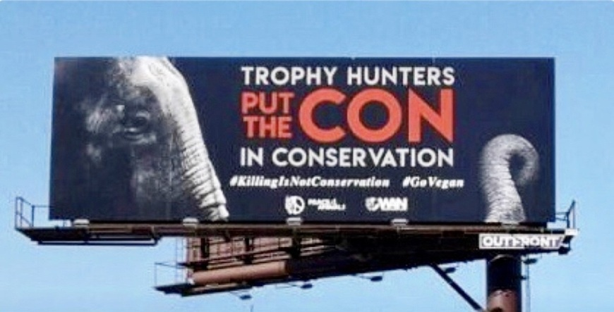Trophy Hunters Billboard Los Angeles